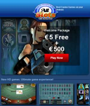all slot casino ipad